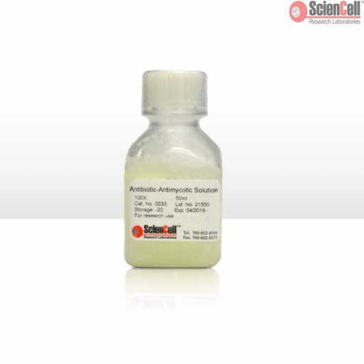 Antibiotic/Antimycotic Solution, 50 ml