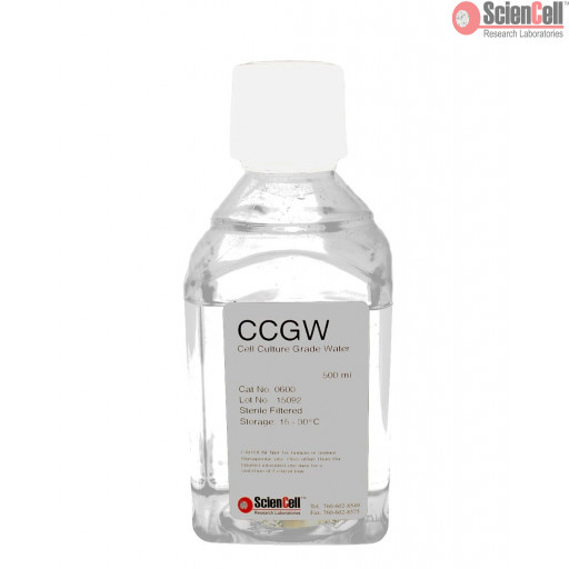 Cell Culture Grade Water, 500 ml