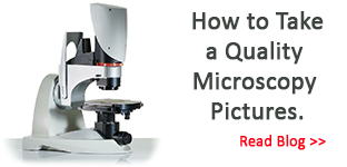 How to take a quality Microscopy Images